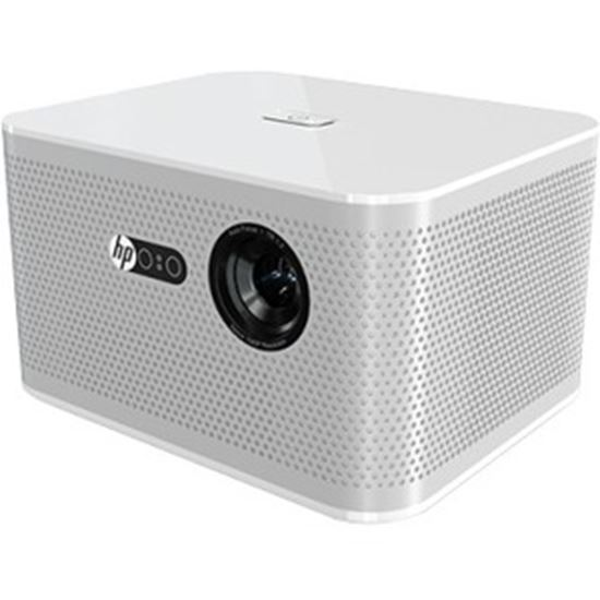 Picture of Aiptek MP2000 Short Throw DLP Projector - 16:9 - Portable - White