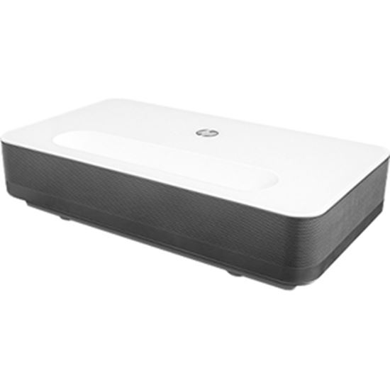Picture of Aiptek BP5000 Ultra Short Throw DLP Projector - 16:9 - Ceiling Mountable - White