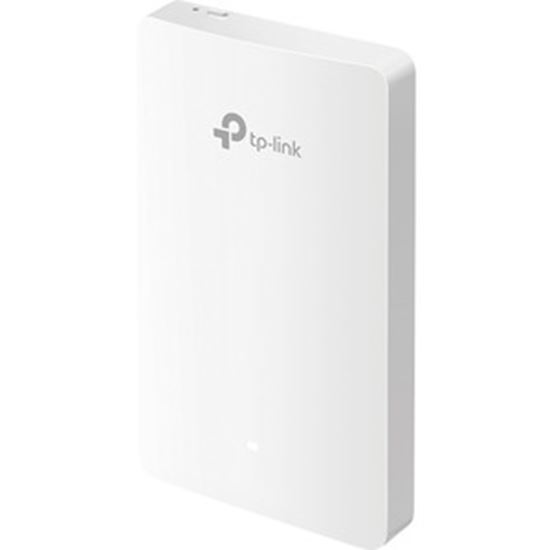 Picture of TP-Link Omada EAP615-Wall Dual Band 802.11ax 1.76 Gbit/s Wireless Access Point - Indoor
