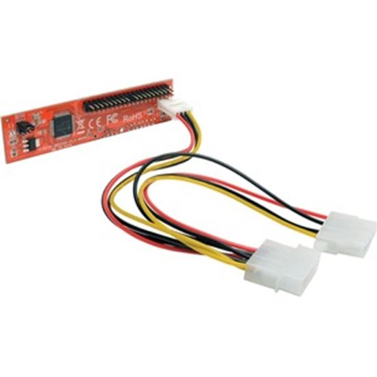 Picture of Tripp Lite 40-Pin Male IDE to 2.5in, 3.5in, 5.25in SATA Adapter SSD, HDD