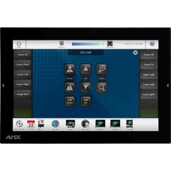 """Picture of AMX 10.1"""" Modero G5 Wall Mount Touch Panel"""