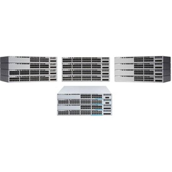 Picture of Cisco Catalyst 9200L-48P-4G Switch