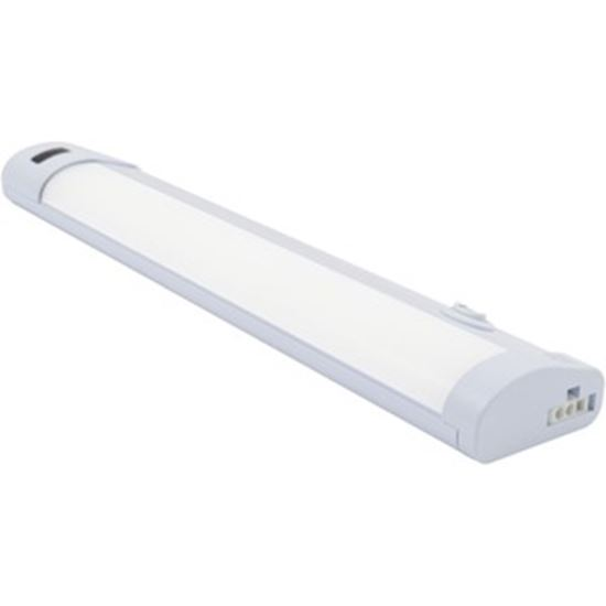 Picture of GE 10in. Plug-In LED Under Cabinet Light Fixture, White