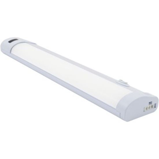 Picture of GE 16in. Plug-In LED Under Cabinet Light Fixture, White