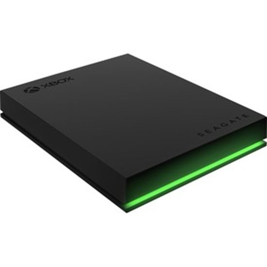 Picture of Seagate Game Drive STKX2000400 2 TB Portable Hard Drive - External - Black