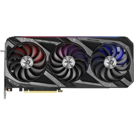 Picture of Asus ROG NVIDIA GeForce RTX 3080 Graphic Card - 10 GB GDDR6X