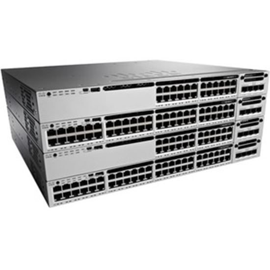 Picture of Cisco Catalyst 3850 48 Port PoE IP Services Refurbished
