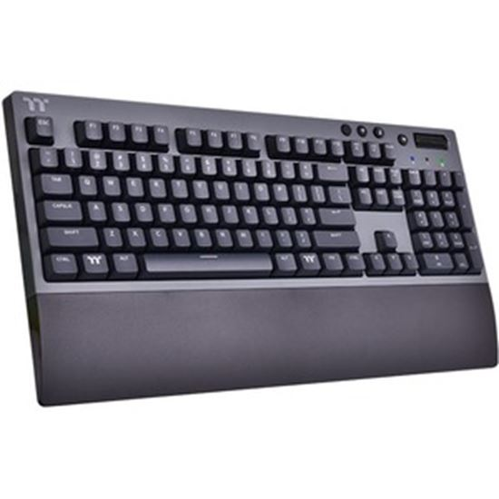 Picture of Thermaltake W1 WIRELESS Gaming Keyboard Cherry MX Blue