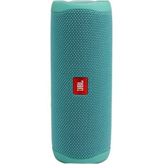 Picture of eReplacements Flip 5 Portable Bluetooth Speaker System - Teal