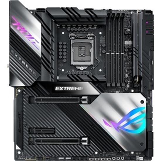 Picture of Asus ROG Maximus XIII Extreme Desktop Motherboard - Intel Chipset - Socket LGA-1200 - Intel Optane Memory Ready - Extended ATX